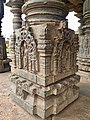12th century Mahadeva temple, Itagi, Karnataka India - 113.jpg