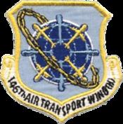 146th Air Transport Wing - Emblem