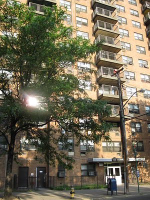 Morris Heights, Bronx - 1520 Sedgwick Avenue, considered the birthplace of hip hop