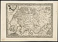 1598 – Carte de l'Ile-de-France. François de la Guillotière.jpg