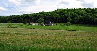 Liberty Township, Bedford County, Pennsylvania - A farm in Liberty Township