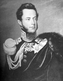 Herzog Wilhelm I. von Nassau (Quelle: Wikimedia)