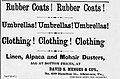 1881 - David S Menges & Company Newspaper Ad Allentown PA.jpg