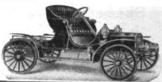 ABC (1906 automobile) - Image: 1908ABC