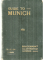 1911 Bruckmanns Guide to Munich cover.png