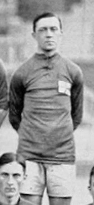 Erik Bergström - Bergström in 1912.