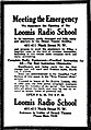 1920 advertisement for the Loomis Radio School.jpg