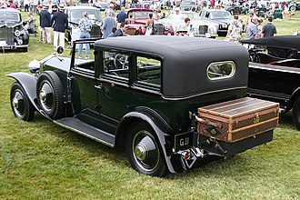 Hooper (coachbuilder) - Limousine 1929 on a Rolls-Royce Phantom I chassis