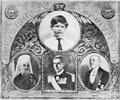1930 - Regenta - Miron Cristea - Nicolae - Sarateanu.PNG