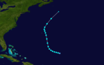 1932 Atlantic tropical storm 12 track.png