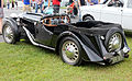 1938 Morgan 4-4 Le Mans Replica four-seater, rear.jpg