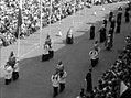 1955 Maastricht Heiligdomsvaartprocessie, Polygoonjournaalclip 03.jpg