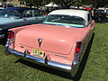 1956 Chrysler Windsor two-door hardtop at 2015 Macungie show 2of3.jpg