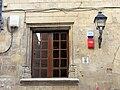 195 Palau Oriol (Tortosa), finestra.JPG