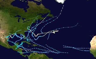 1971 Atlantic hurricane season hurricane season in the Atlantic Ocean