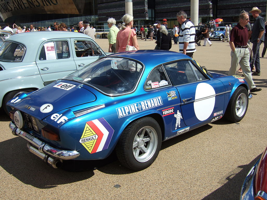 File 1971 monte carlo rally renault wikimedia for Alpine ex usine