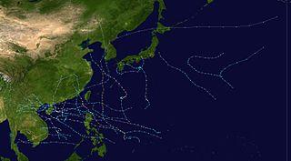 1973 Pacific typhoon season typhoon season in the Pacific Ocean