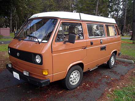 1980 Type 2 T3 Air-cooled Westfalia C&er & Volkswagen Westfalia Camper - Wikiwand