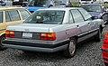 1990 Audi 100 rear (USA).jpg