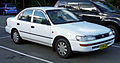 1994-1996 Toyota Corolla (AE101R) CSi sedan 01.jpg