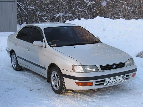 кузов Toyota Корона бочка #10
