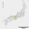 1995 Hyogo earthquake intensity.png