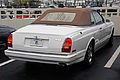 1997 Bentley Azure rear view.jpg