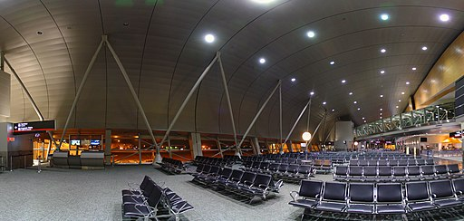 1 - Aéroport de Miami - Août 2008