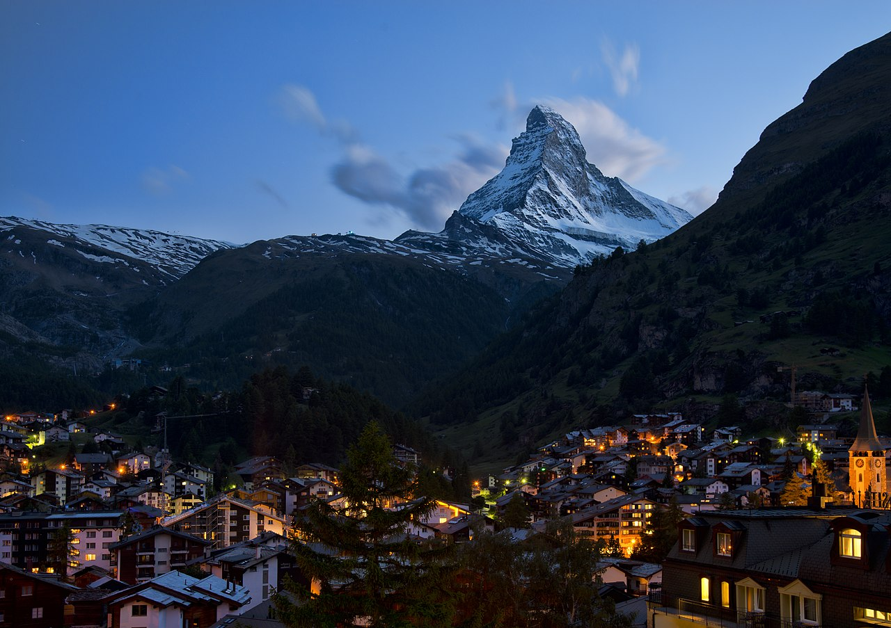 invest Zermatt Switzerland