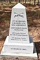 1st Alabama Cavalry (US) Historical Marker.jpg