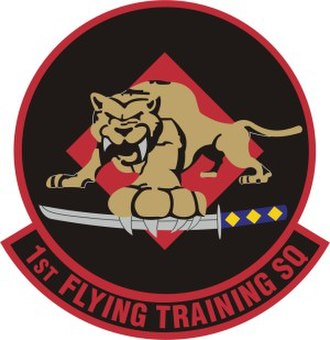1st Flying Training Squadron - 1st Flying Training Squadron Patch
