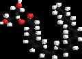 2-Arachidonoylglycerol 3d-model-bonds.png