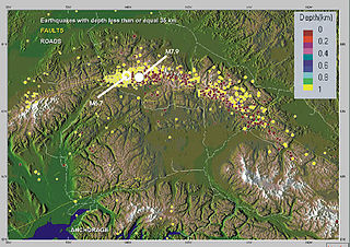 2002 Denali earthquake