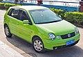 2003 SAIC-Volkswagen Polo IV (front).jpg