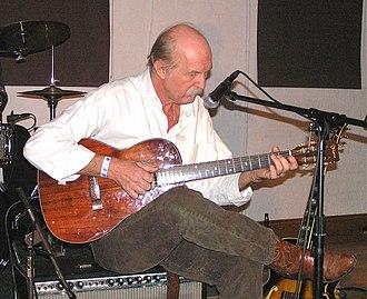Sonny Black - Image: 2005 m 11 d 13 (10) Bill Boazman (Sonny Black) Farnham Blues Festival