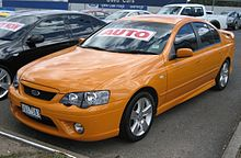 Ford Falcon (Australia) - Wikipedia