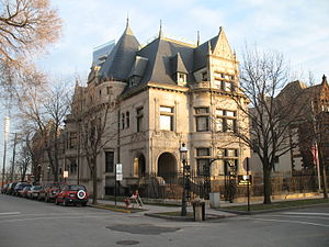 United States Soccer Federation - United States Soccer Federation headquarters building, known as U.S. Soccer House, 1801 South Prairie Avenue in Chicago