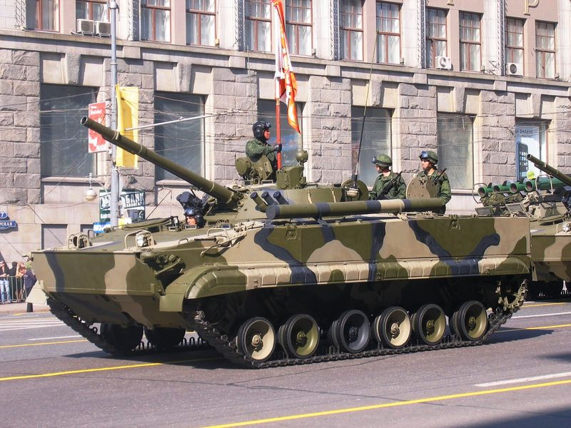 File:2008 Moscow May Parade Rehearsal - BMP-3.JPG