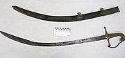 2009-12-2 Sword, Scabbard, Barbary Coast (5039283126).jpg