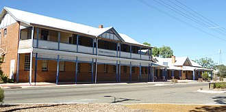 Bencubbin, Western Australia - Bencubbin Hotel