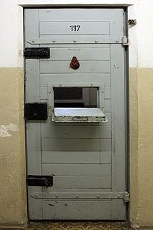 Cellule de prison wikip dia for Laporte jail