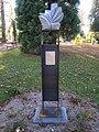2013.10.26 - Melk - la Farfalla von Franz Kremser Stadtpark - 01.jpg