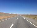 2014-06-12 09 32 45 View west along Interstate 80 around milepost 190 near Golconda, Nevada.JPG