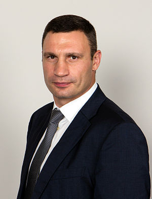 Hero of Ukraine - Vitali Klitschko