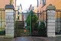 2014 Striver's Row Gate No. 12 W 139 southeast.jpg
