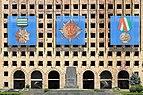 2014 Suchum, Były budynek Rady Ministrów Radzieckiej Abchazji (06).jpg