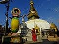 2015-03-08 Swayambhunath,Katmandu,Nepal,சுயம்புநாதர் கோயில்,スワヤンブナート DSCF4170.jpg