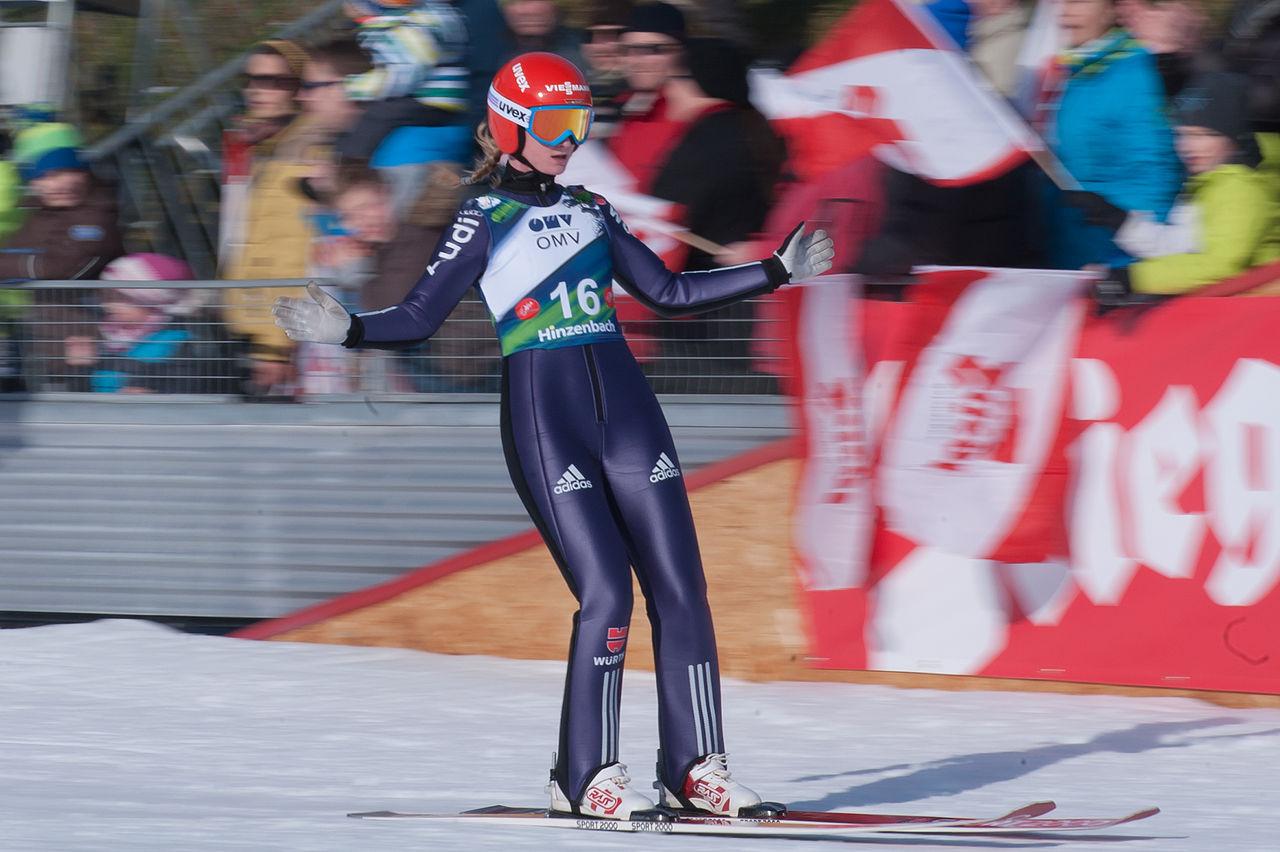 skispringen wikipedia