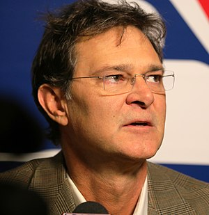 Don Mattingly - at the 2015 MLB Winter Meetings