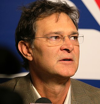 Don Mattingly - Mattingly at the 2015 MLB Winter Meetings